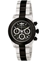 Invicta Speedway Men's Chronograph Quartz Watch with Stainless Steel Bracelet – 6934