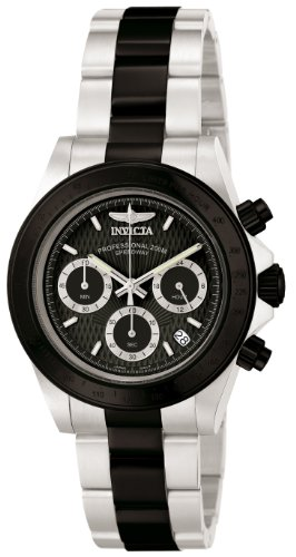 Invicta 6934 Speedway Unisex Wrist Watch Stainless Steel Quartz Grey Dial