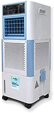 CK2828- AIR COOLER -18 Liters Capacity 4-Side air inlet and cooling pad Normal, Natural, Sleep Modes Thermal C