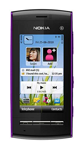 Nokia Smartphone/PDA Phone N5250(Typ: N5250; Display: 2,80Zoll; connettivita ': Edge, GPRS, Nicht enthalten, Bluetooth; GPS und Karten: Nicht enthalten) Nokia Cellular Phone Pda