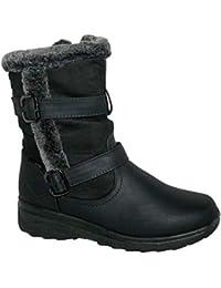 Cushion Walk Thermo-Tex - Botas de invierno para mujer, color marrón