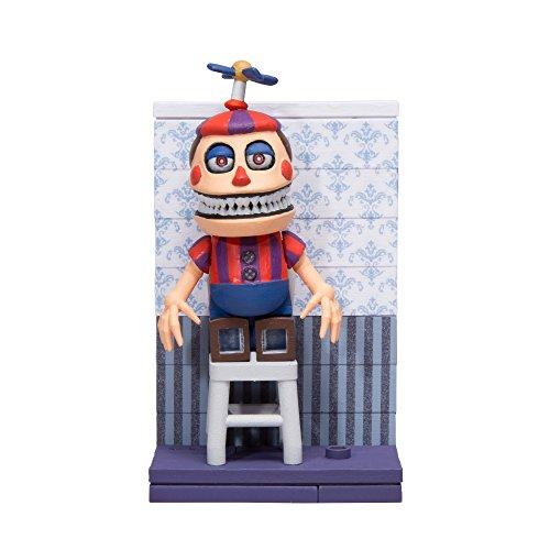 McFarlane Toys Five Nights At Freddy's Micro Fun with Balloon Boy Construction Set