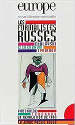Europe, N° 911, Mars 2005 : Les formalistes russes