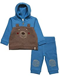 ESPRIT Baby Boys' Outfit Tracksuit