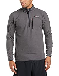 Berghaus Men's Half Zip Stainton Fleece Jacket