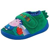 Peppa Pig George Pig 3D Dino Slippers
