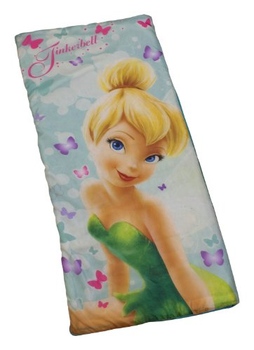 Character World DFA-IMA-SB2-MSC-06 Disney Fairies Imagine Sac de couchage 150cm x 65cm- 100% Polyester 5055285328771