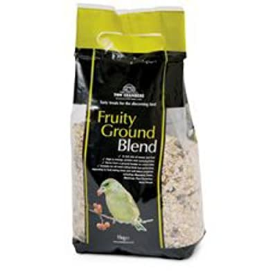 Wild Bird Food Fruity Ground Blend 1kg by Monster Pet Supplies