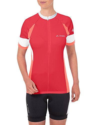 VAUDE Damen Trikot Advanced, Flame, 42, 04970