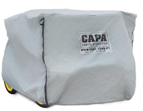 CAPA Kutschen Haube für Kutsche Kutschenabdeckung Kutschenschutz Kutschenplane Abdeckplane Schutzhaube Schutzhülle Abdeckhaube CC03 -