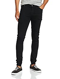 Cheap Monday Him Spray Black, Jeans Homme