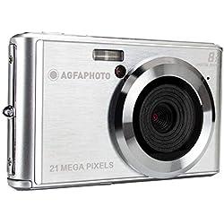 AGFA Photo - Appareil Photo Numérique Compact Cam DC5200 - Silver