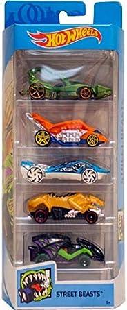 Hot wheels 5 car gift pack (Color & Design May V