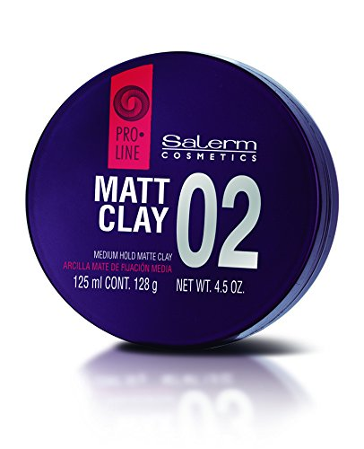 SALERM PRO LINE MATT CLAY 125 ML