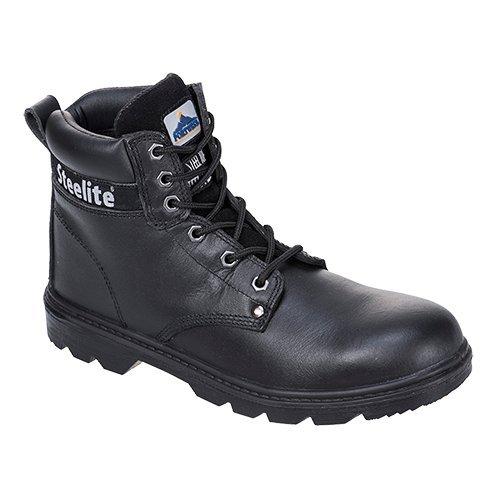 Steelite™ Thor Sicherheitsstiefel S3, Farbe: Black, Größe: 41 - FW11BKR41