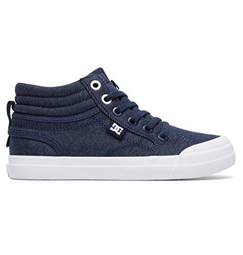 DC Shoes Evan Hi TX Se - Chaussures Montantes pour Fille ADGS300063