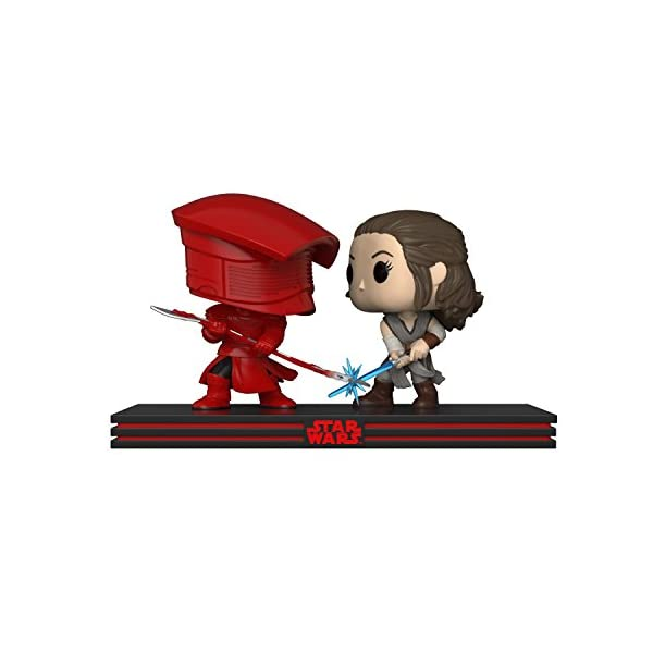 Funko Pop Rey vs Guardia Pretoriano (Star Wars 264) Funko Pop Star Wars