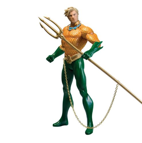 Image of Justice League The New 52 - Aquaman Action Figure