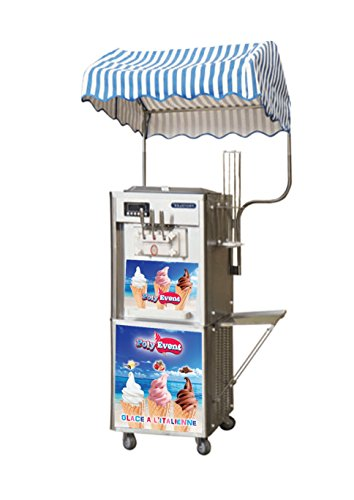 Machine Glace italienne professionnelle 2700 Watts