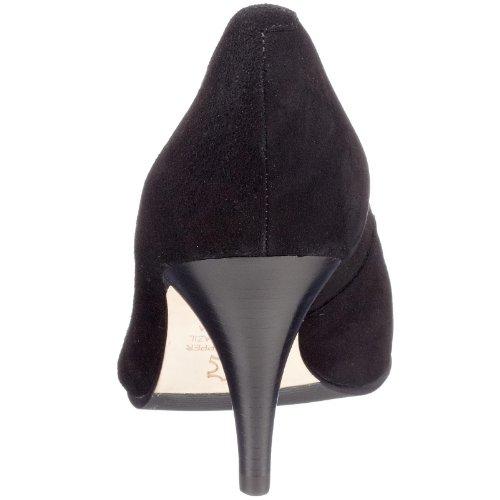 Buffalo London 9681-525 109908, Scarpe con tacco donna Nero