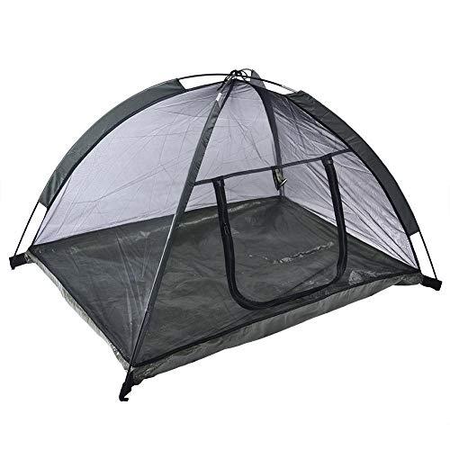 Petcomer Tragbares Haustier Zelt Wasserdichte, Camping und Zelt für Hund und Katzen Haustier, abnehmbar und waschbar