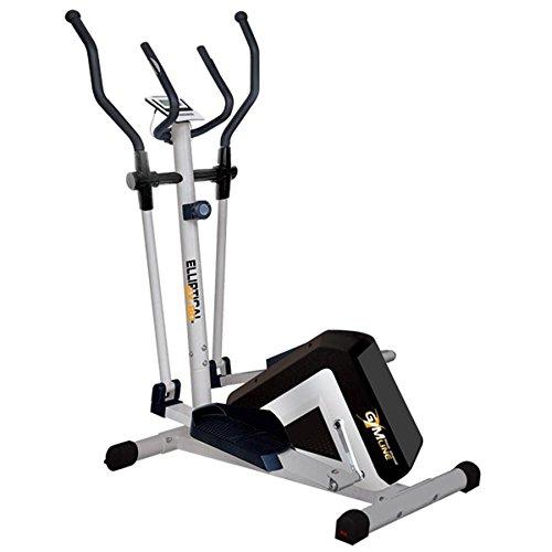 GYMline Cyclette ellittica magnetica EX-80 (Cyclette) / Magnetic elliptical trainer EX-80 (Cyclette)