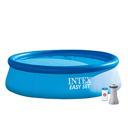 Intex Easy Set Pool - Aufstellpool - Ø 366 x 76 cm - Mit Filteranlage