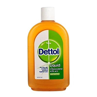 Dettol Liquid Chloroxylenol 4,8% w/v Antiseptic 500ml von Dettol