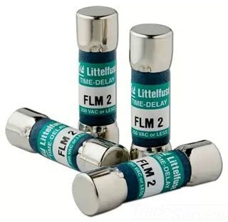 Littelfuse 0FLM015.T Midget Fuse, Time Delay, 250V, 15 Amp (Pack of 10) by Littelfuse