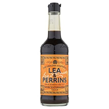 Lea & Perrins Worcestershire Sauce 290g 0
