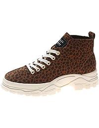 Mes Para Botas Leopardos es Amazon Último Zapatos qwUYIpC