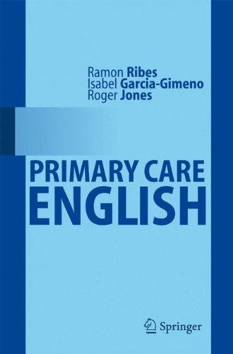 Primary Care  English por Ramón Ribes