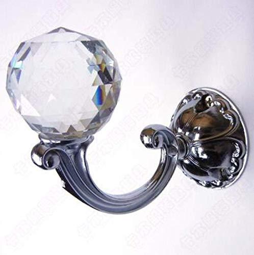Eeayyygch appendiabiti gancio di cristallo gancio tenda negozio di abbigliamento gancio espositore gancio negozio di abbigliamento gancio (4 pezzi) (colore : -, dimensione : -)