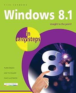 Windows 8.1 in easy steps by [Vandome, Nick]