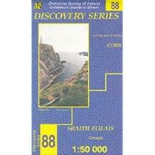 Cork. Straith Eolais Corcaigh (Irish Discovery Map, 88)