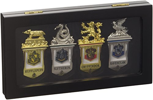 Noble Collection NNXT7039 – Harry Potter Marque-pages Poudlard