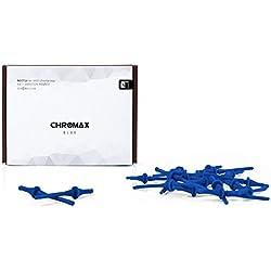 Noctua Chromax NA-SAV2 Cuscinetti Anti-Vibrazione, Blu