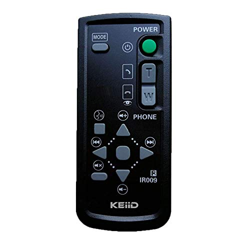 Spare Remote for KEiiD CD/MP3-Player Kompakte Stereo-Holz- (Remote)