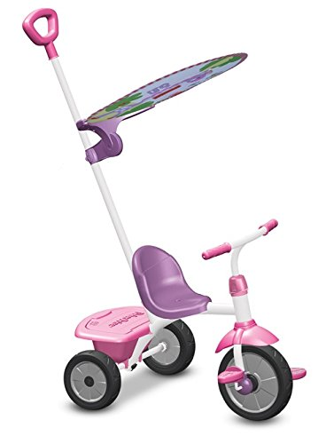 Smart Trike Triciclo para NIÑOS Fisher Price Glee Plus Lilla