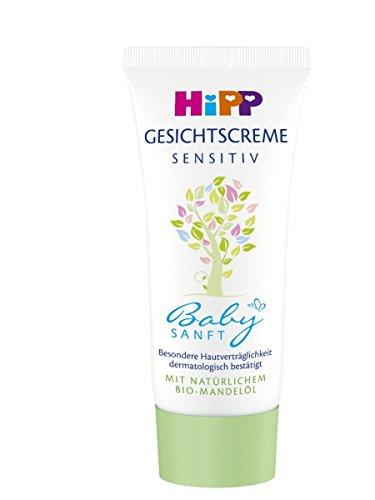 HiPP Babysanft Gesichtscreme - Mini, 60er Pack (60 x 15 g)