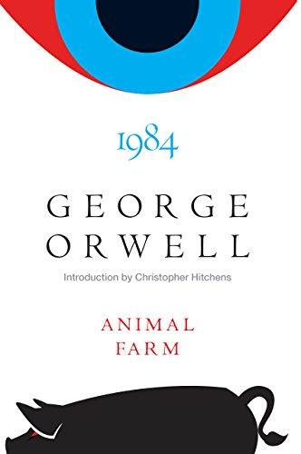 Animal Farm and 1984 (English Edition)