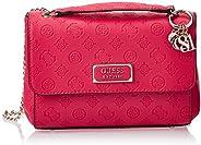 Guess Womens Cross-Body Handbag, Pink - SG766221