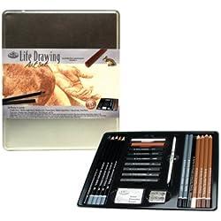 Royal & Langnickel RSET-ART2713 - Kit de dibujo