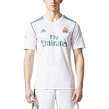 adidas Real H Jsyy Lfp Camiseta, Niños, Blanco / Azuint, 152