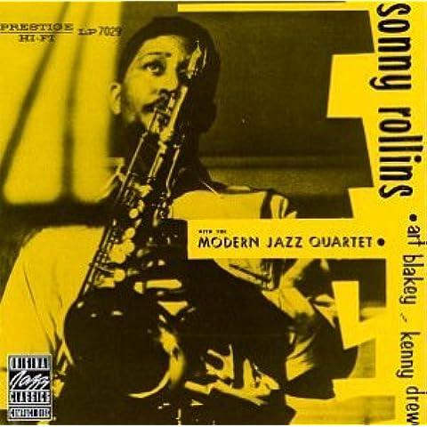 Sonny Rollins With the Modern Jazz Quartet  [Vinilo][Import]