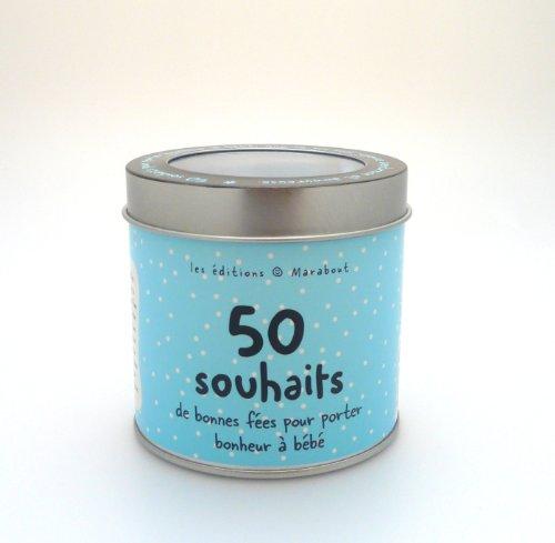 50 souhaits pour la naissance