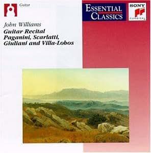 Plays Paganini/Scarlatti/&
