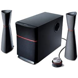 EDIFIER M3200 système d'enceintes 2.1 (34 watts), avec pendentif