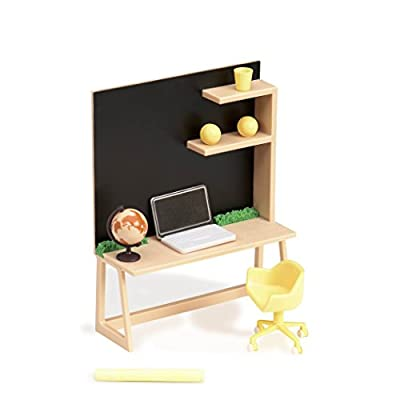 Lori LO37006Z Home Workspace Fashion Doll Furniture Set