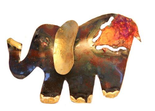 elephant-multi-coloured-recycled-metal-wall-hanging-small-15cm-long-and-10cm-high-fair-trade-and-han